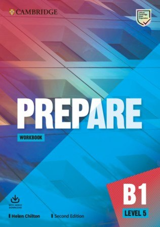 Cambridge English Prepare! (2nd Edition) 5 Workbook with Audio Download / Робочий зошит