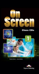 On Screen 1 Class CD / Аудіо диск