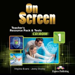 On Screen 1 Teacher's Resourse Pack CD-Rom / Інтерактивний диск