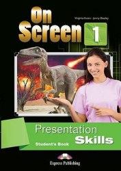 On Screen 1 Presentation Skills Student's Book / Посібник для мовних навичок
