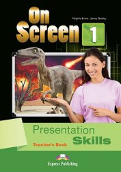 On Screen 1 Presentation Skills Teacher's Book / Підручник для вчителя
