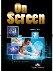 On Screen 2 Student's Book / Підручник для учня