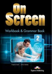 On Screen 2 Workbook and Grammar Book / Робочий зошит