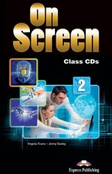 On Screen 2 Class CD / Аудіо диск