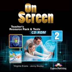 On Screen 2 Teacher's Resourse Pack CD-Rom / Інтерактивний диск
