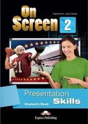 On Screen 2 Presentation Skills Student's Book / Посібник для мовних навичок