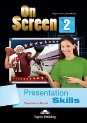 On Screen 2 Presentation Skills Teacher's Book / Підручник для вчителя