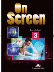 On Screen 3 Student's Book / Підручник для учня