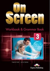 On Screen 3 Workbook and Grammar Book / Робочий зошит