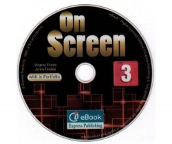 On Screen 3 ieBook / Інтерактивний диск