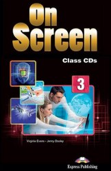 On Screen 3 Class CD / Аудіо диск