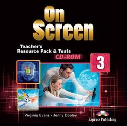 On Screen 3 Teacher's Resourse Pack CD-Rom / Інтерактивний диск