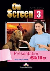On Screen 3 Presentation Skills Teacher's Book / Підручник для вчителя
