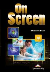 On Screen B1 Student's Book / Підручник для учня