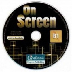 On Screen B1 ieBook / Інтерактивний диск