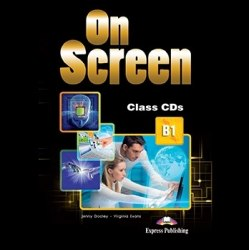 On Screen B1 Class CD / Аудіо диск