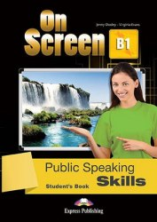 On Screen B1 Public Speaking Skills Student's Book / Посібник для мовних навичок