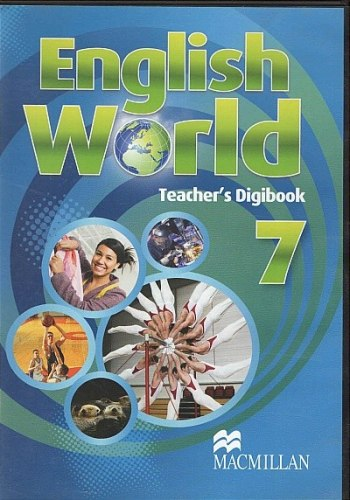 English World 7 Teacher's Digibook DVD-ROM Macmillan