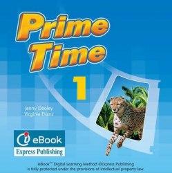 Prime Time 1 ieBook / Інтерактивний диск