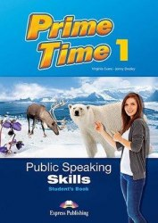 Prime Time 1 Public Speaking Skills Student's Book / Посібник з лексичної практики