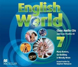 English World 7 Class Audio CDs Macmillan