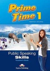 Prime Time 1 Public Speaking Skills Teacher's Book / Підручник для вчителя