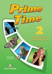 Prime Time 2 Workbook and Grammar Book / Робочий зошит