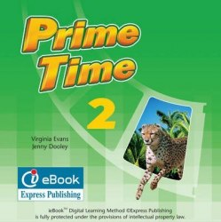 Prime Time 2 ieBook / Інтерактивний диск
