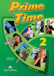 Prime Time 2 Teacher's Book / Підручник для вчителя