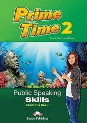 Prime Time 2 Public Speaking Skills Student's Book / Посібник з лексичної практики