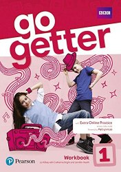 Go Getter 1 Workbook with ExtraOnlinePractice / Робочий зошит