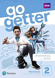 Go Getter 2 Workbook with ExtraOnlinePractice / Робочий зошит