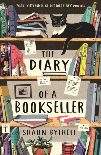 The Diary of a Bookseller - Shaun Bythell