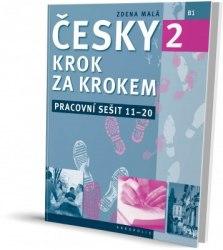 Česky krok za krokem 2 Pracovní sešit (Lekce 11–20) / Робочий зошит