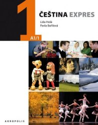 Čeština expres 1 Učebnice se zvukovým CD / Набір книг, українське видання