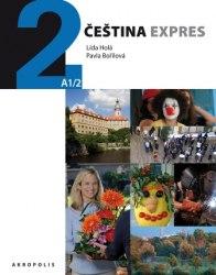 Čeština expres 2 Učebnice se zvukovým CD / Набір книг, українське видання