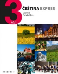 Čeština expres 3 Učebnice se zvukovým CD / Набір книг, російське видання