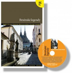 Brněnské legendy se zvukovým CD