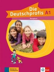 Die Deutschprofis A1 Übungsbuch / Робочий зошит