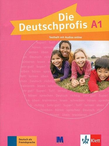 Die Deutschprofis A1 Testheft / Тестові завдання