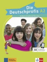 Die Deutschprofis A2 Kursbuch mit Audios und Clips online / Підручник для учня