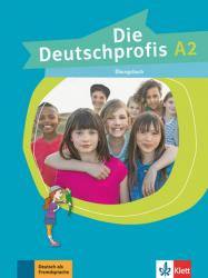 Die Deutschprofis A2 Übungsbuch / Робочий зошит