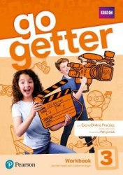 Go Getter 3 Workbook with ExtraOnlinePractice / Робочий зошит