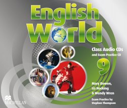 English World 9 Class Audio CDs / Аудіо диск