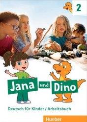 Jana und Dino 2 Arbeitsbuch / Робочий зошит