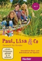Paul, Lisa & Co A1.1 Interaktives Kursbuch / Ресурси для інтерактивної дошки