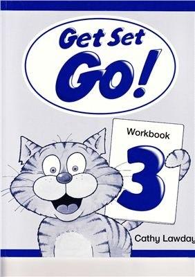 Get Set Go! 3 Workbook / Робочий зошит