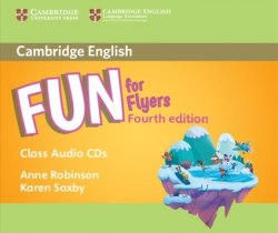 Fun for Flyers (4th Edition) Class Audio CD / Аудіо диск