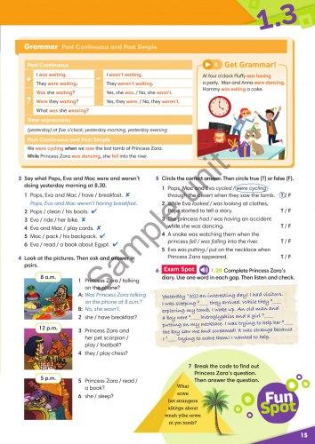 Go Getter 4 Student's Book / Підручник для учня