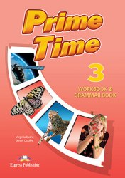 Prime Time 3 Workbook and Grammar Book / Робочий зошит
